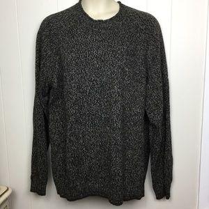 Eddie Bauer cotton men's sweater big & tall XXL
